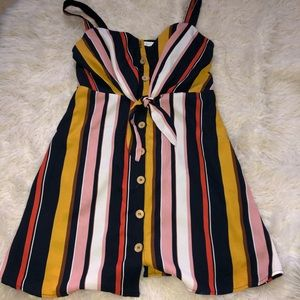 NWT Stripe Dress